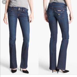Hudson Beth Baby Boot Jeans Size 29 Dark Wash